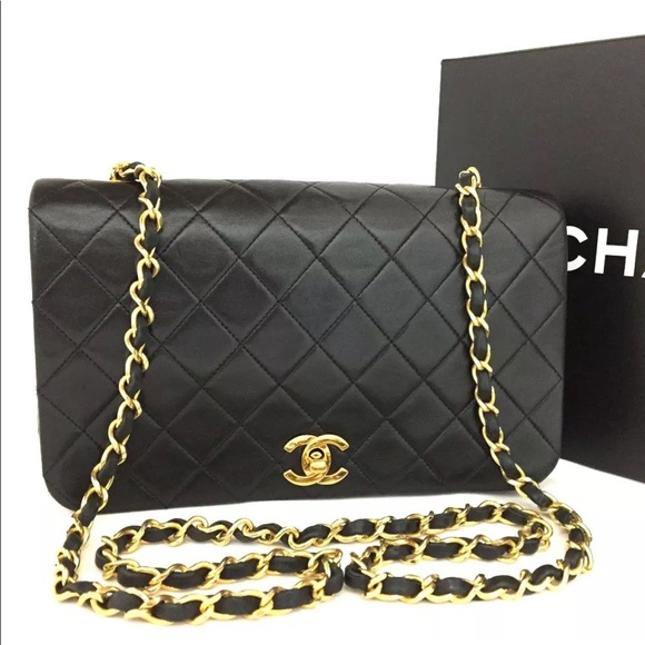 63a72c4bddaa CHANEL Handbags - CHANEL timeless Quilted Matelasse 23 Full Flap Bag